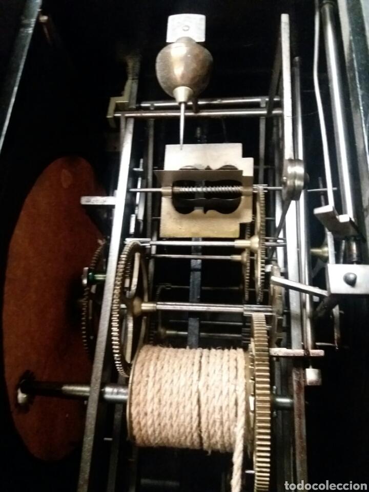Relojes de pie: Reloj Morez de 4 campanas - Foto 8 - 127858168