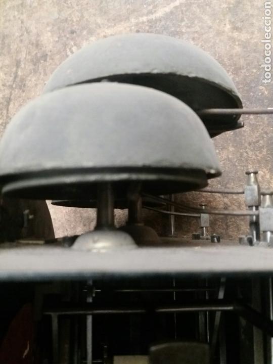 Relojes de pie: Reloj Morez de 4 campanas - Foto 10 - 127858168