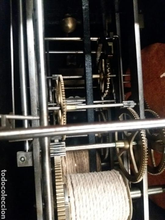 Relojes de pie: Reloj Morez de 4 campanas - Foto 12 - 127858168