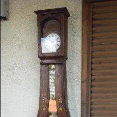 Relojes de pie: RELOJ MOREZ DE HACIA 1870. Lote 128347155