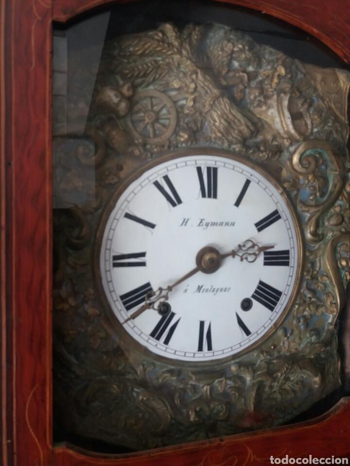 Relojes de pie: Reloj morez - Foto 5 - 128986390