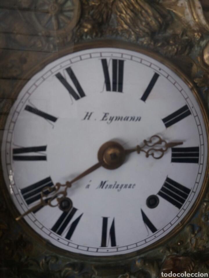 Relojes de pie: Reloj morez - Foto 6 - 128986390