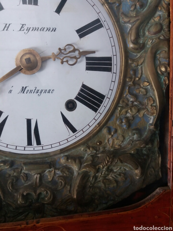 Relojes de pie: Reloj morez - Foto 7 - 128986390