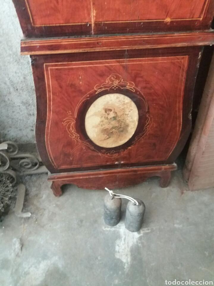 Relojes de pie: Reloj morez - Foto 9 - 128986390