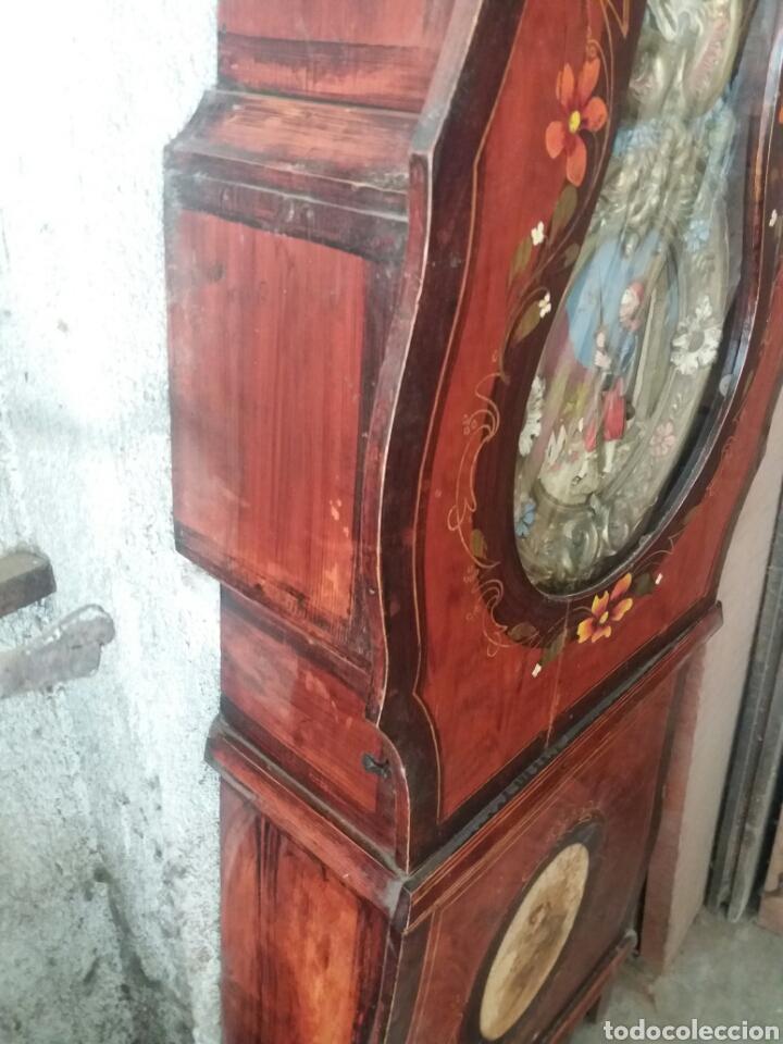 Relojes de pie: Reloj morez - Foto 12 - 128986390