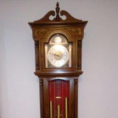 Relojes de pie: RELOJ DE PIE TEMPUS FULGIR DE INCAR. Lote 129210628