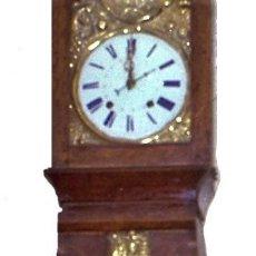 Relojes de pie: RELOJ DE PIE DE FINALES DEL SIGLO XIX. Lote 129445199