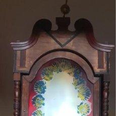 Relojes de pie: CAJA DE RELOJ GRANDFATHER, DEL 1800 APROXIMADAMENTE.. Lote 130178319