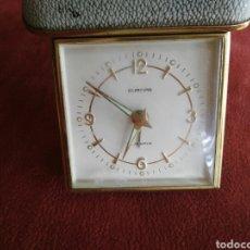 Relojes de pie: RELOJ DESPERTADOR DE VIAJE. MARCA: EUROPA. ENVIO INCLUIDO.. Lote 130914609