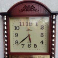 Relojes de pie: RELOJ VINTAGE KING JENG SHIN, FUNCIONA. Lote 130951964