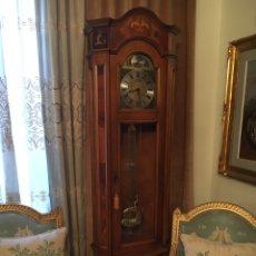Relojes de pie: PRECIOSO RELOJ DE PIE DE CAJA. Lote 132329273