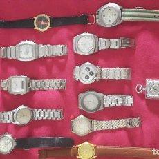 Relojes de pie: LOTE DE 12 RELOJES . Lote 133903498