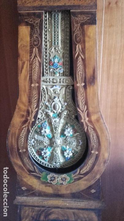 Relojes de pie: Reloj Morez de época muy bien conservado - Foto 3 - 134238842