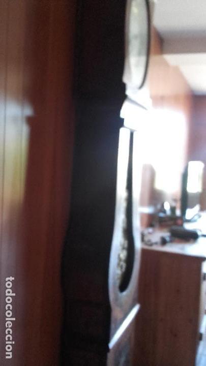 Relojes de pie: Reloj Morez de época muy bien conservado - Foto 6 - 134238842