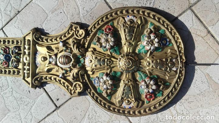 Relojes de pie: Reloj Morez de época muy bien conservado - Foto 12 - 134238842