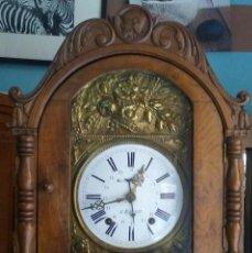Relojes de pie: RELOJ CASTAÑO. Lote 134837478
