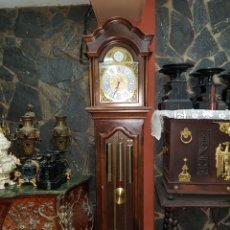 Relojes de pie: RELOJ DE PIE CARRILLÓN. Lote 145383993