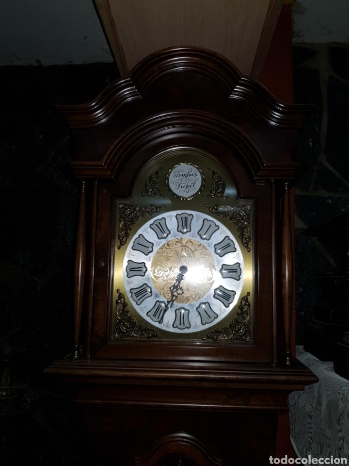 Relojes de pie: Reloj de pie carrillón - Foto 4 - 145383993