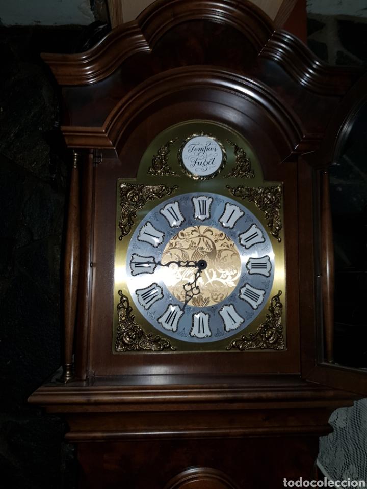 Relojes de pie: Reloj de pie carrillón - Foto 5 - 145383993