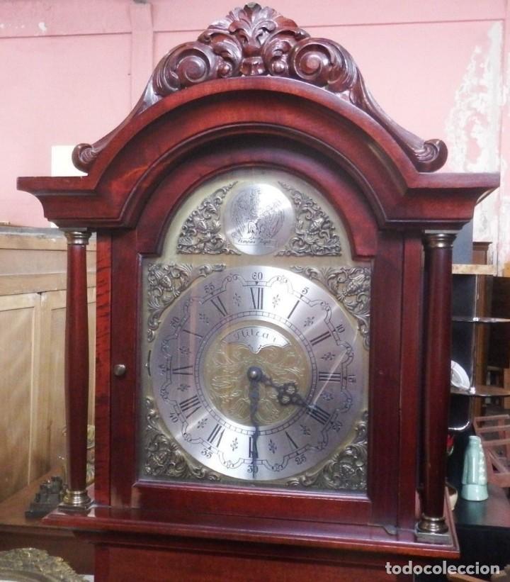 Relojes de pie: RELOJ DE PIE TIPO CARRILLÓN. STILCAR. - Foto 4 - 139211174