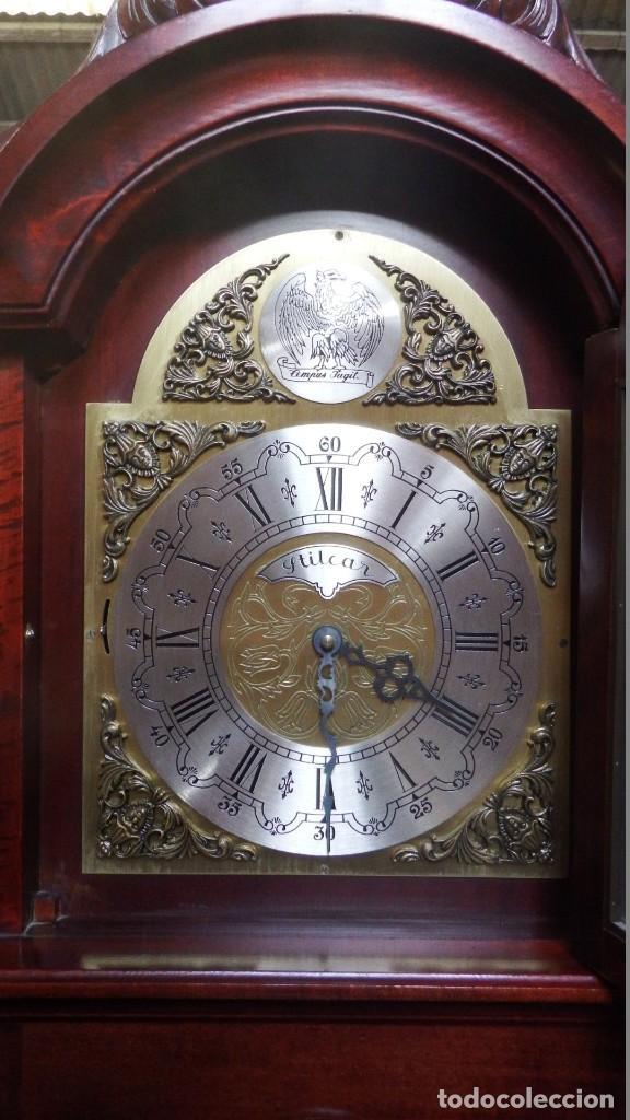 Relojes de pie: RELOJ DE PIE TIPO CARRILLÓN. STILCAR. - Foto 5 - 139211174