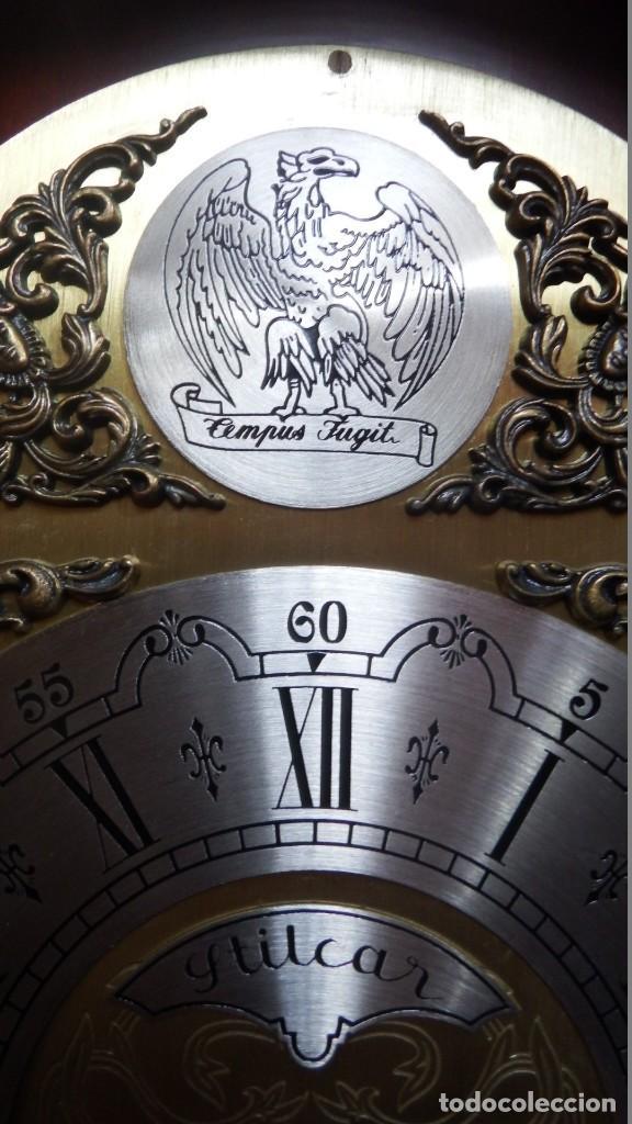 Relojes de pie: RELOJ DE PIE TIPO CARRILLÓN. STILCAR. - Foto 6 - 139211174
