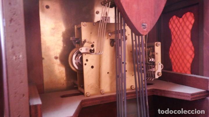 Relojes de pie: RELOJ DE PIE TIPO CARRILLÓN. STILCAR. - Foto 12 - 139211174