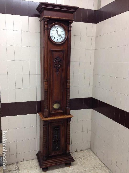 Relojes de pie: reloj de pie morez - Foto 2 - 140177534