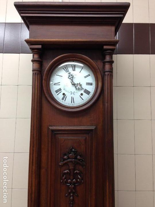 Relojes de pie: reloj de pie morez - Foto 3 - 140177534