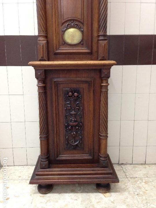 Relojes de pie: reloj de pie morez - Foto 5 - 140177534