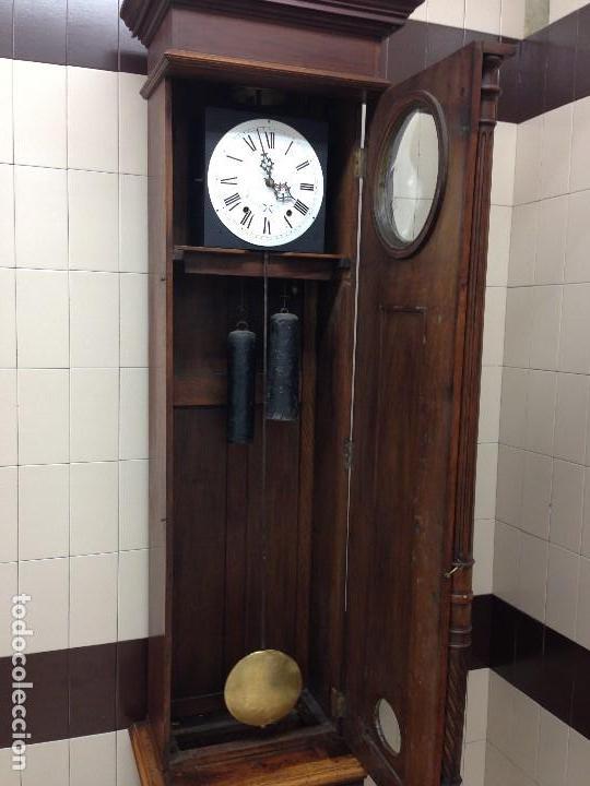 Relojes de pie: reloj de pie morez - Foto 7 - 140177534