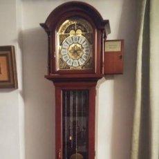 Relojes de pie: RELOJ DE PIE CARRILLÓN FRESNO SONERIA WESTMINSTER. Lote 141883982