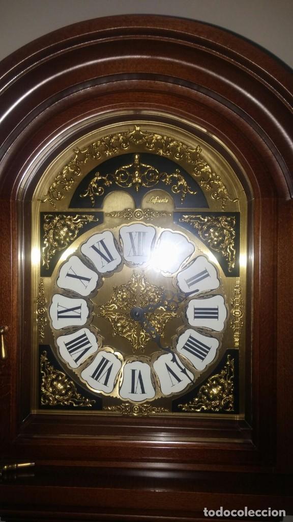 Relojes de pie: Reloj de pie carrillón fresno Soneria Westminster - Foto 3 - 141883982