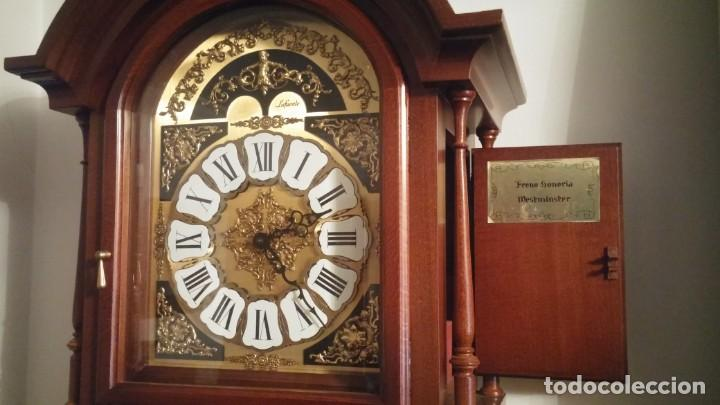 Relojes de pie: Reloj de pie carrillón fresno Soneria Westminster - Foto 2 - 141883982