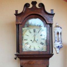 Relojes de pie: RELOJ DE PARED INGLES. Lote 142566278