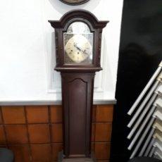 Relojes de pie: RELOJ DE PIE AÑOS 60 FUNCIONANDO LEER DESCRIPCIÓN. Lote 143883290