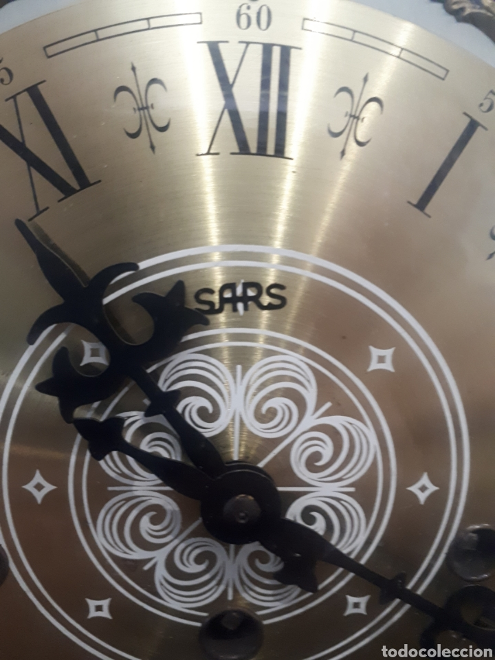 Relojes de pie: Reloj de pie años 60 funcionando leer descripción - Foto 3 - 143883290