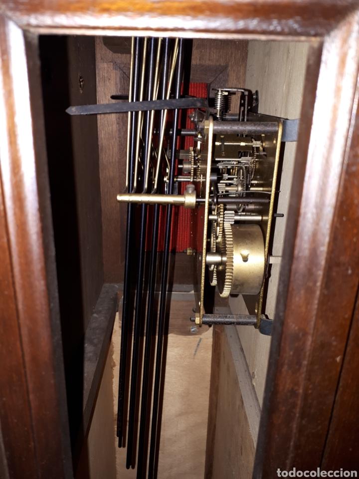 Relojes de pie: Reloj de pie años 60 funcionando leer descripción - Foto 5 - 143883290