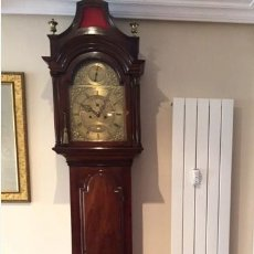 Relojes de pie: RELOJ GRANDFATHER INGLES S XVIII OR XIX. Lote 143920198