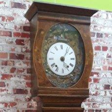 Relojes de pie: RELOJ DE PIE MOREZ CUATRO CAMPANAS SIGLO XIX. Lote 144732806