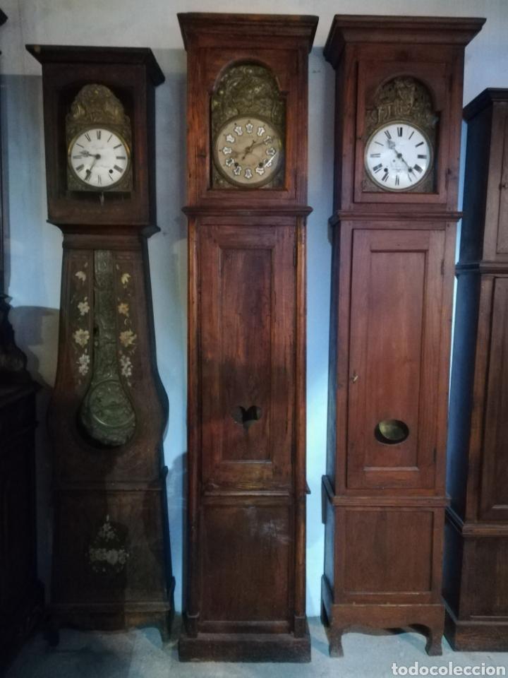 Relojes de pie: Relojes Morez - Foto 2 - 146434909