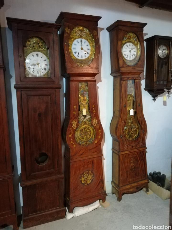 Relojes de pie: Relojes Morez - Foto 3 - 146434909