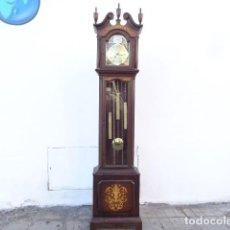 Relojes de pie: ANTIGUO AÑOS 60 70, RETRO VINTAGE, BONITO E IMPRESIONANTE RELOJ CARILLON A PESAS, COMPLETO Y FUNCION. Lote 188492407