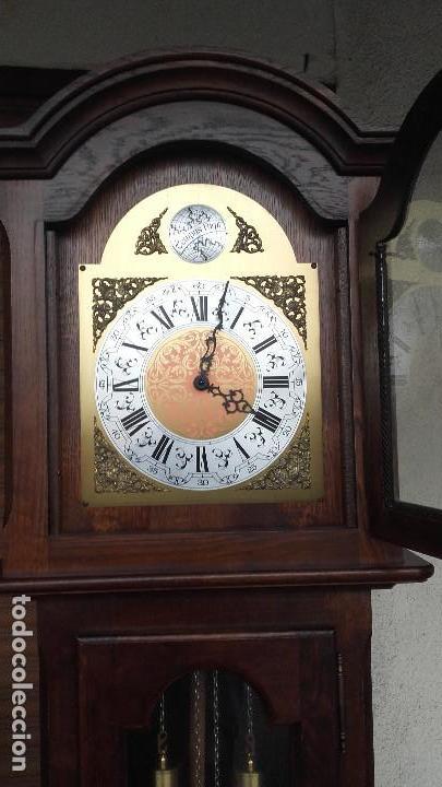 Relojes de pie: Reloj de pie Tempus Fugit - Foto 6 - 146885522
