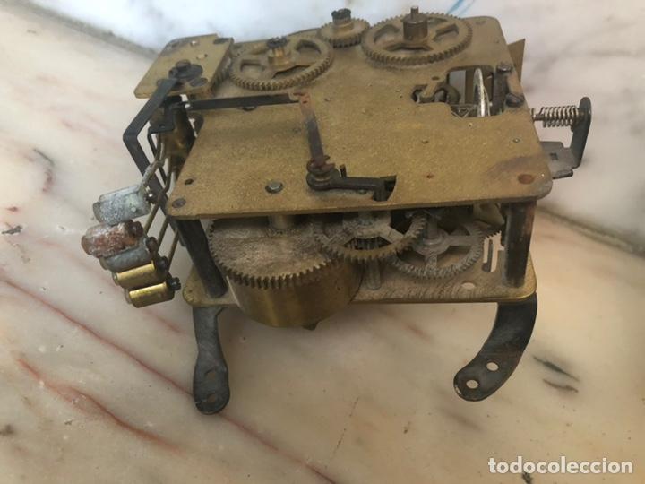 Relojes de pie: RELOJERÍA-4 MÁQUINAS RELOJERIA ANTIGUAS. - Foto 3 - 147358564