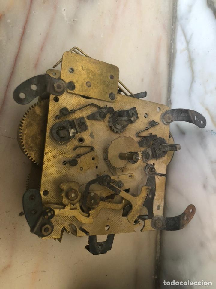Relojes de pie: RELOJERÍA-4 MÁQUINAS RELOJERIA ANTIGUAS. - Foto 6 - 147358564