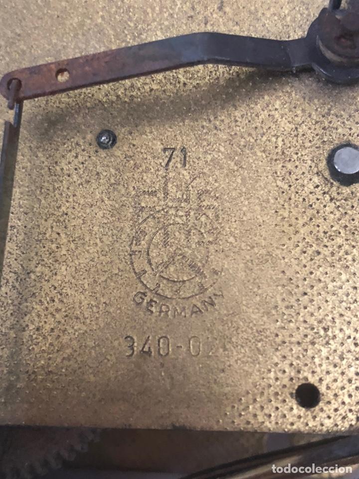 Relojes de pie: RELOJERÍA-4 MÁQUINAS RELOJERIA ANTIGUAS. - Foto 9 - 147358564