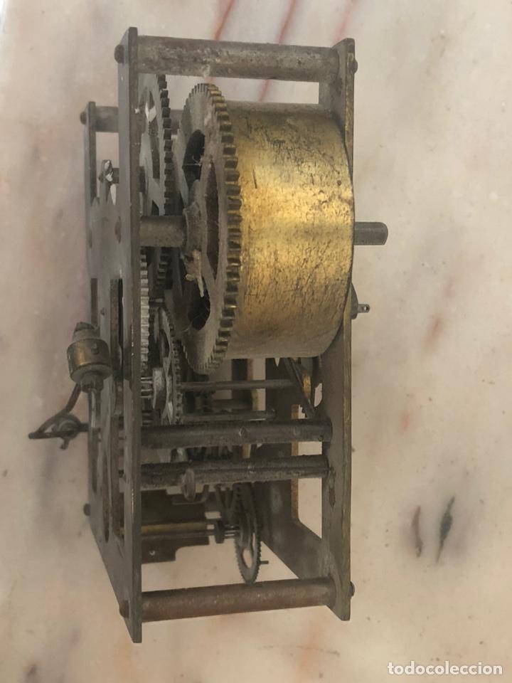 Relojes de pie: RELOJERÍA-4 MÁQUINAS RELOJERIA ANTIGUAS. - Foto 13 - 147358564