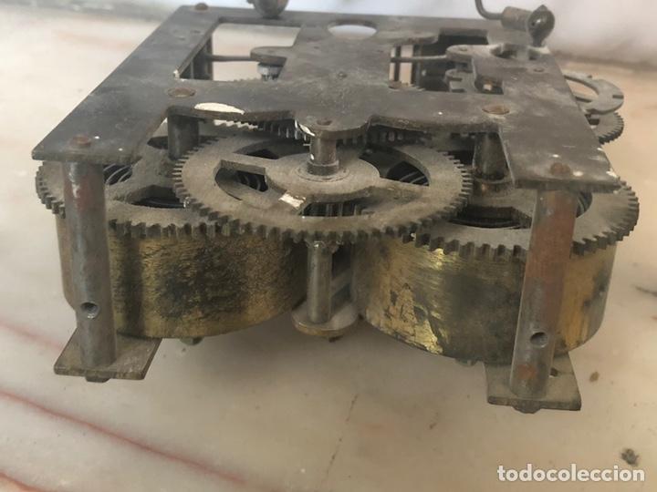 Relojes de pie: RELOJERÍA-4 MÁQUINAS RELOJERIA ANTIGUAS. - Foto 14 - 147358564
