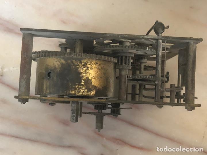 Relojes de pie: RELOJERÍA-4 MÁQUINAS RELOJERIA ANTIGUAS. - Foto 15 - 147358564
